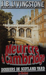 Meurtre à Cambridge