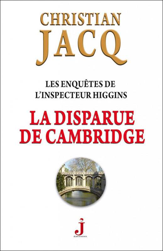 La Disparue de Cambridge